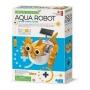 Robô De Brinquedo Acqua Robot Brinquedo Educativo Robótica 4m