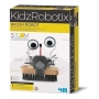 Robô Escova Brinquedos Educativo Robótica 4m