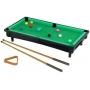 Sinuca Infantil Mesa De Bilhar Brinquedo Snooker Braskit