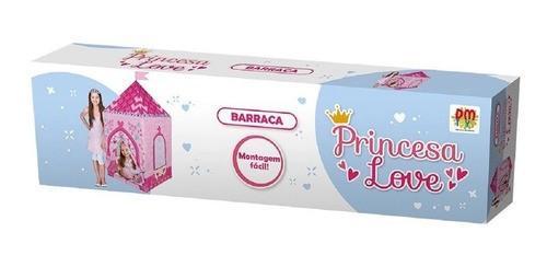 Barraca Infantil Princesa Castelo Brinquedo Casinha