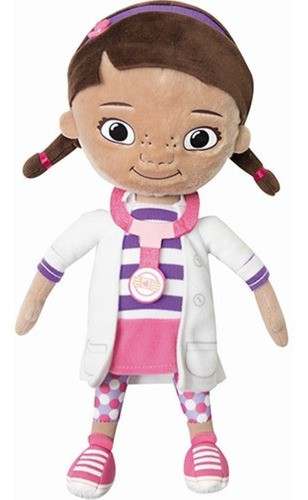 Boneca de Pelúcia Doutora Brinquedos Gigante 45 Cm