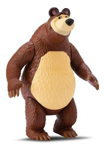Boneca Masha Brinquedo Masha e o Urso Brinquedo - Divertoys
