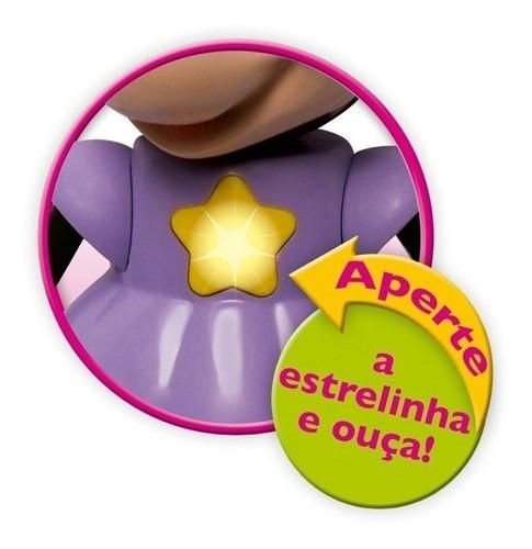 Boneca Minnie Patinadora Brinquedo Disney Musical Elka