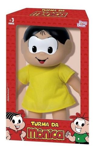 Boneca Magali Turma Da Mônica Brinquedo Clássico Original