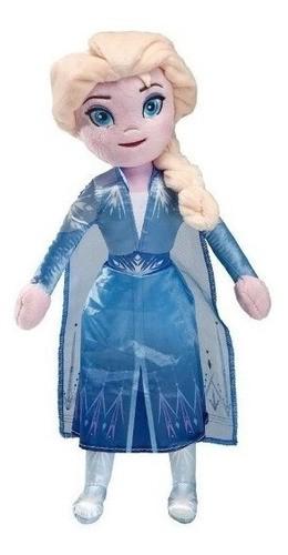 Bonecas Ana e Elsa Pelúcia Frozen Original Fun