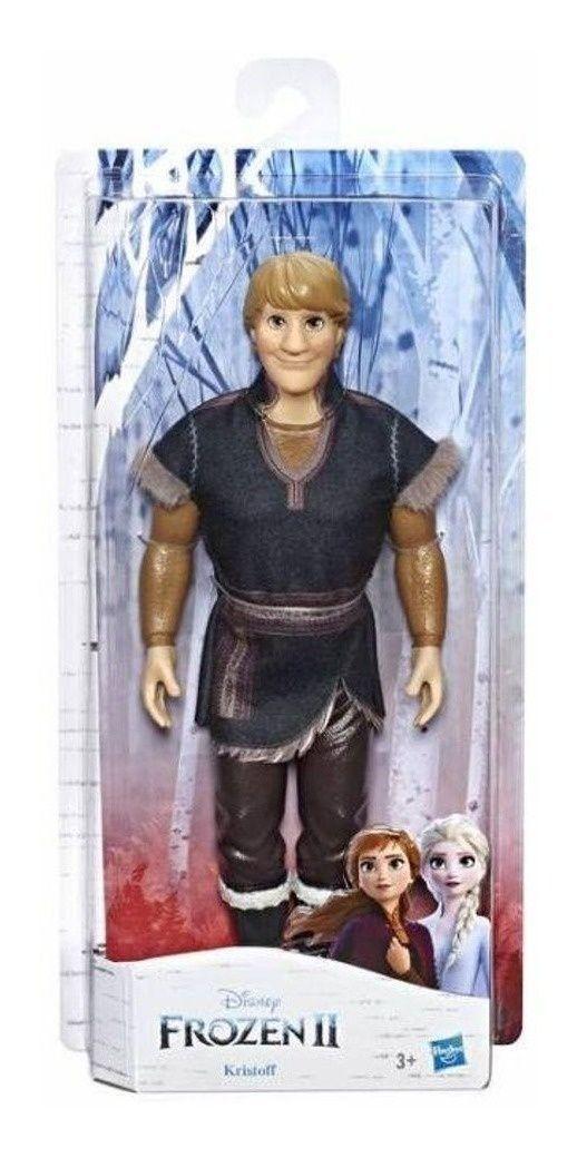 Boneco Frozen II Kristoff