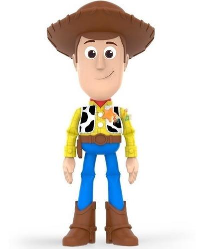 Boneco Woody Toy Story Brinquedo Com Som Fala Frases Elka