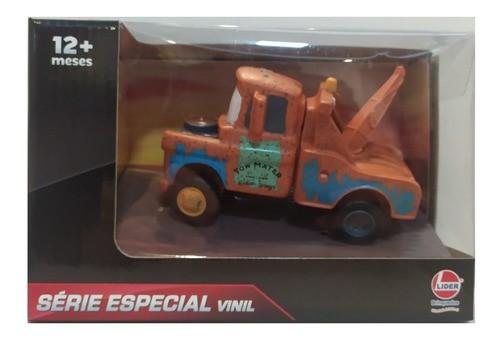 Carrinho Mate Brinquedo Relâmpago Mcqueen Carros Disney - Líder