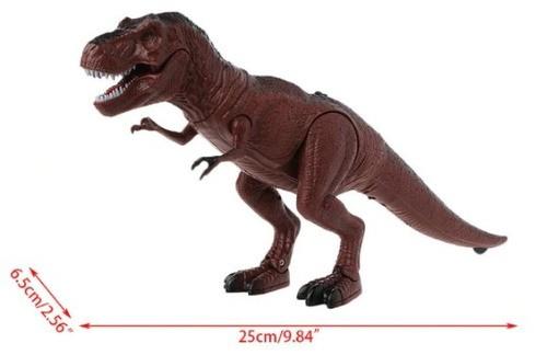Dinossauro com Controle Remoto Brinquedo Infantil