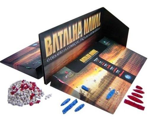 Jogo Batalha Naval brinquedo Pais & Filhos