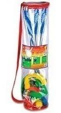 Jogo de Golfe Infantil Kit Golf Brinquedo Com Sacola Braskit