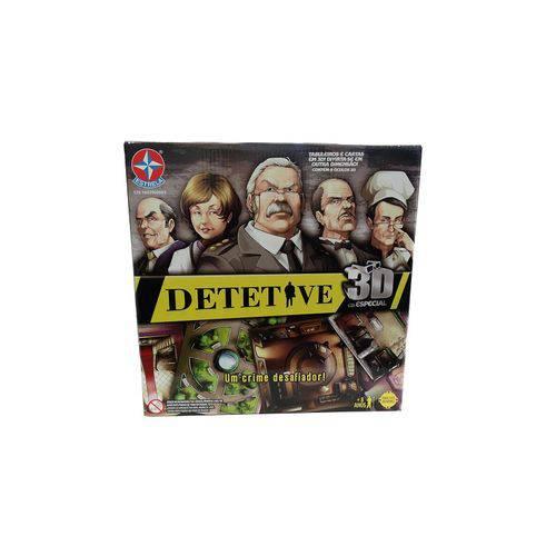 Jogo Detetive Estrela 3d Aplicativo