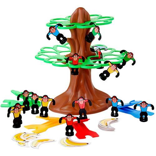 Jogo Para Crianças Pequenas 4 Anos Pula Macaco Estrela