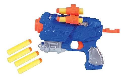 Lançador De Dardos Arminha Brinquedo X Darts Braskit
