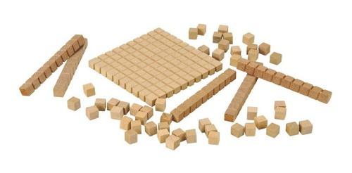 Material Dourado Pedagógico Brinquedo Educativo 111 peças