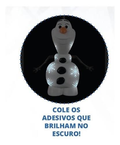 Olaf Boneco Da Frozen Brinquedo De Montar