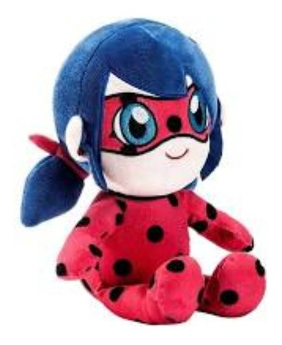 Pelúcia Ladybug Boneca Original Brinquedo Miraculous