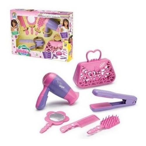 Salão De Beleza Brinquedo Para Meninas Chapinha