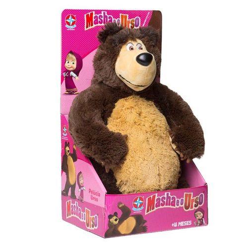 Urso da Masha  Original Estrela - Masha E Urso