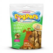 Ossinhos Dog Pet´s Chips para Cães de Pequeno Porte 200 g
