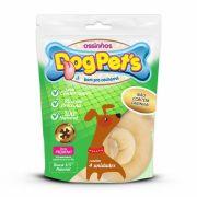 Ossinhos Dog Pet´s Rosca de 8 cm para Cães de Pequeno Porte
