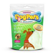Ossinhos DogPets Chips Natural Cães Pequeno Porte 200 g