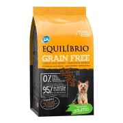 Ração Equilíbrio Grain Free Cães Miniaturas