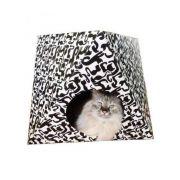 Toca para Gatos Petgames Octa Cat com Catnip