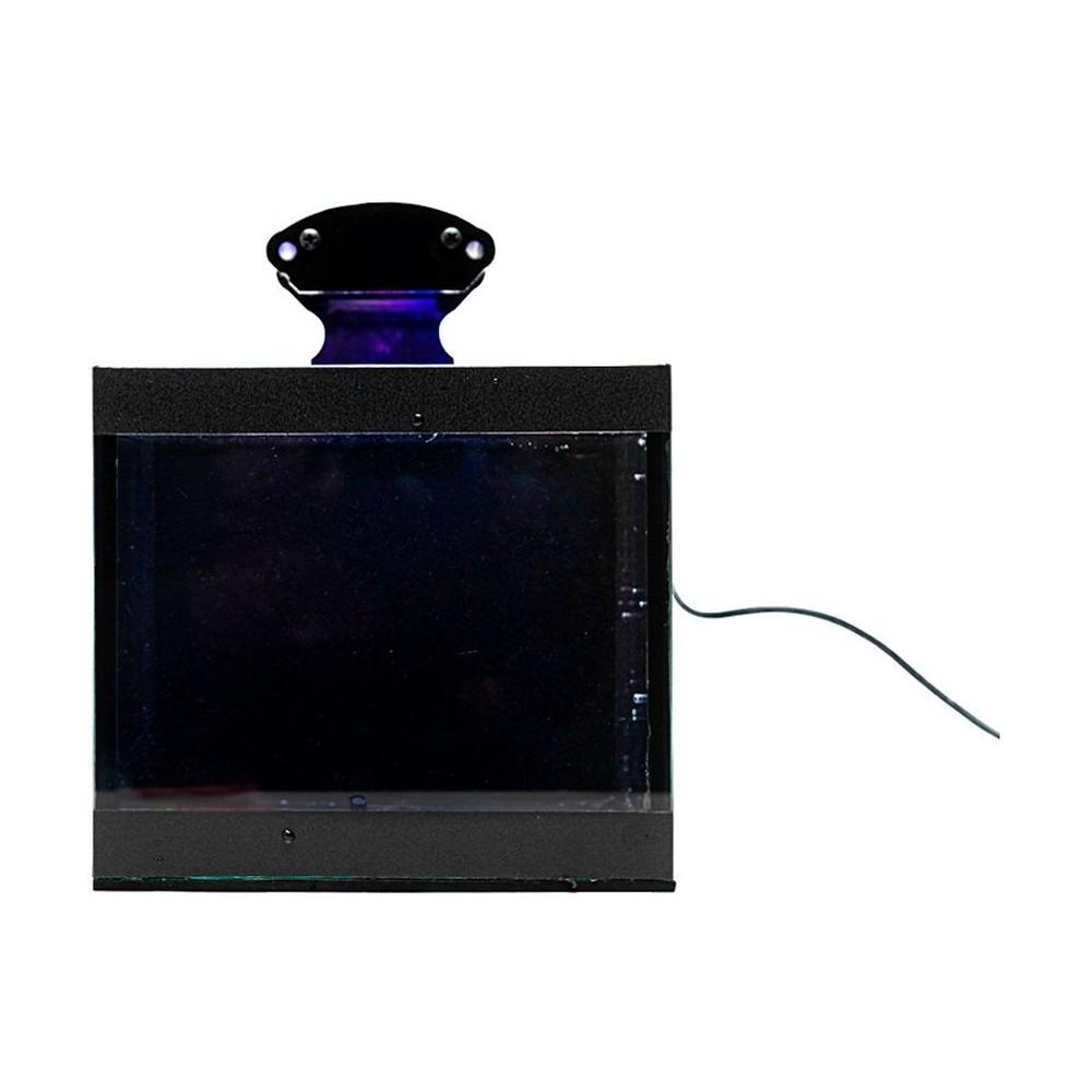 Aquário AquaBetta Betteira com Iluminação LED Bivolt + Ração para Peixe Nutricon Nutribetta