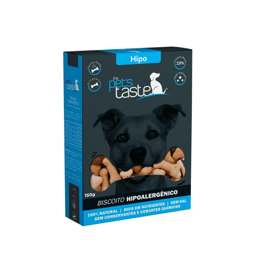 Biscoito para Cães The Pets Taste Hipoalergênico 150gr