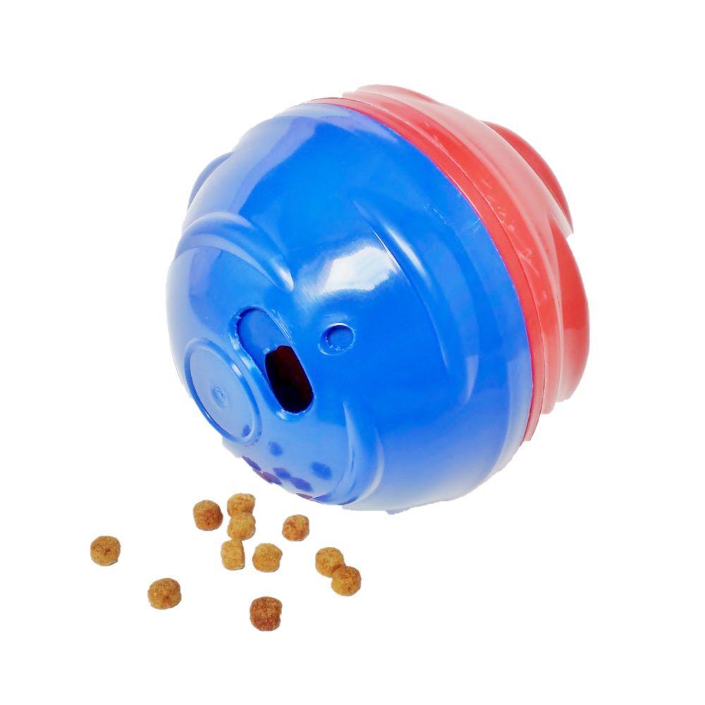 Brinquedo Comedouro Interativo Petgames Petball 15cm