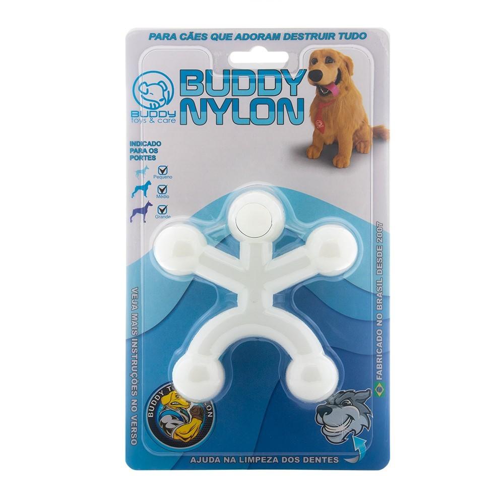 Brinquedo Mordedor Para Cães Buddy Toys Nylon Boneco