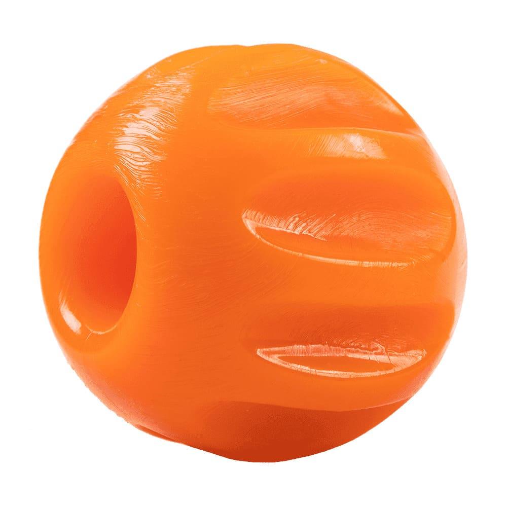 Brinquedo para Cães Bola Porta Petisco Buddy Toys Flex Bolt