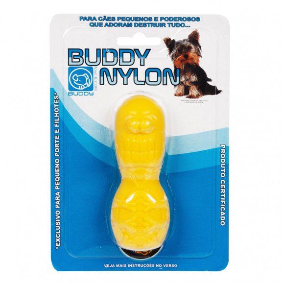 Brinquedo Resistente Buddy Toys Nylon Pulguinha
