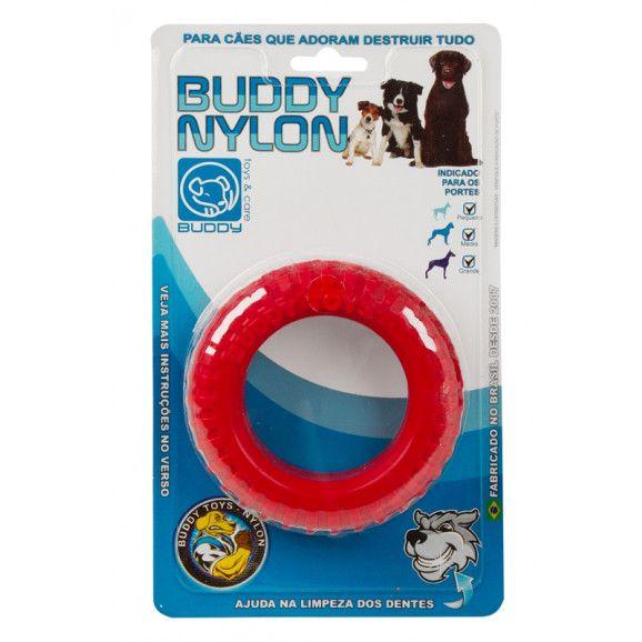 Brinquedo Resistente Para Cães Buddy Toys Nylon Pneu