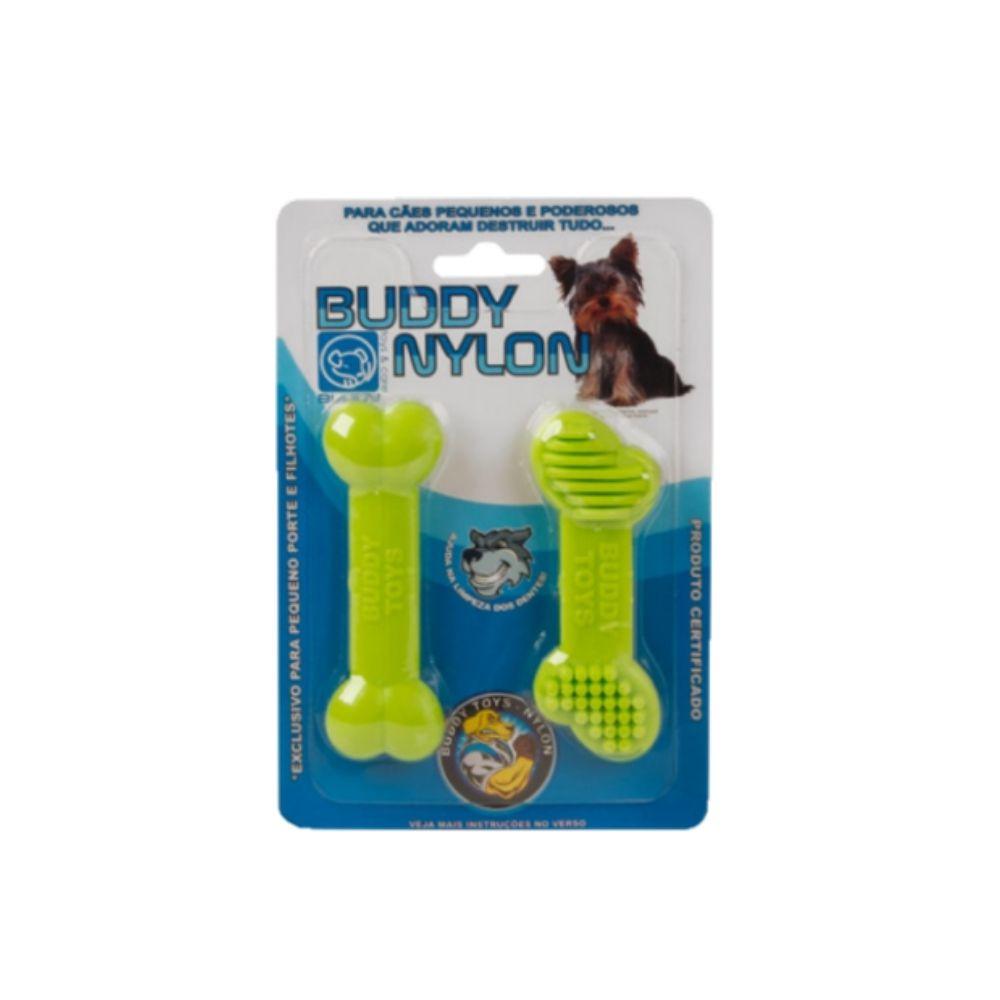 Brinquedo Resistente Para Cães de Raças Pequenas Buddy Toys Nylon PP