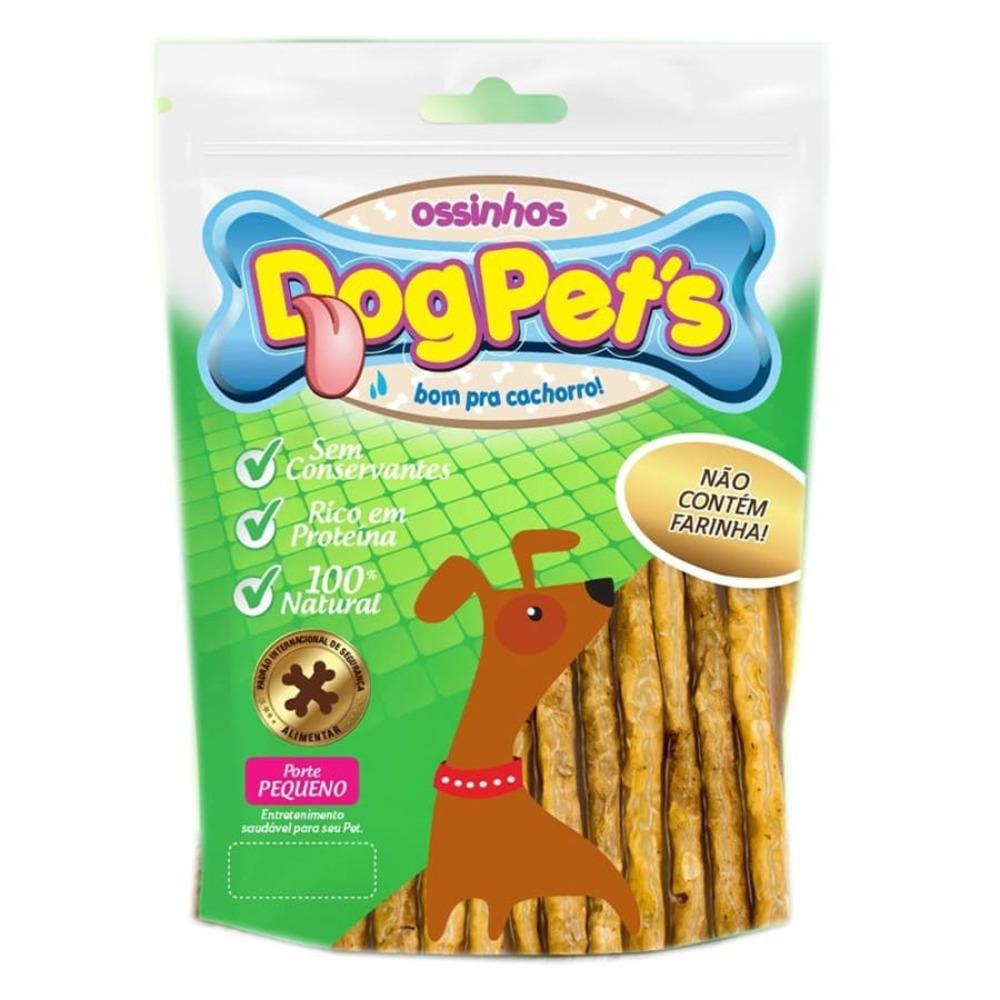 Ossinhos para Cães DogPets Palito Frango 300g