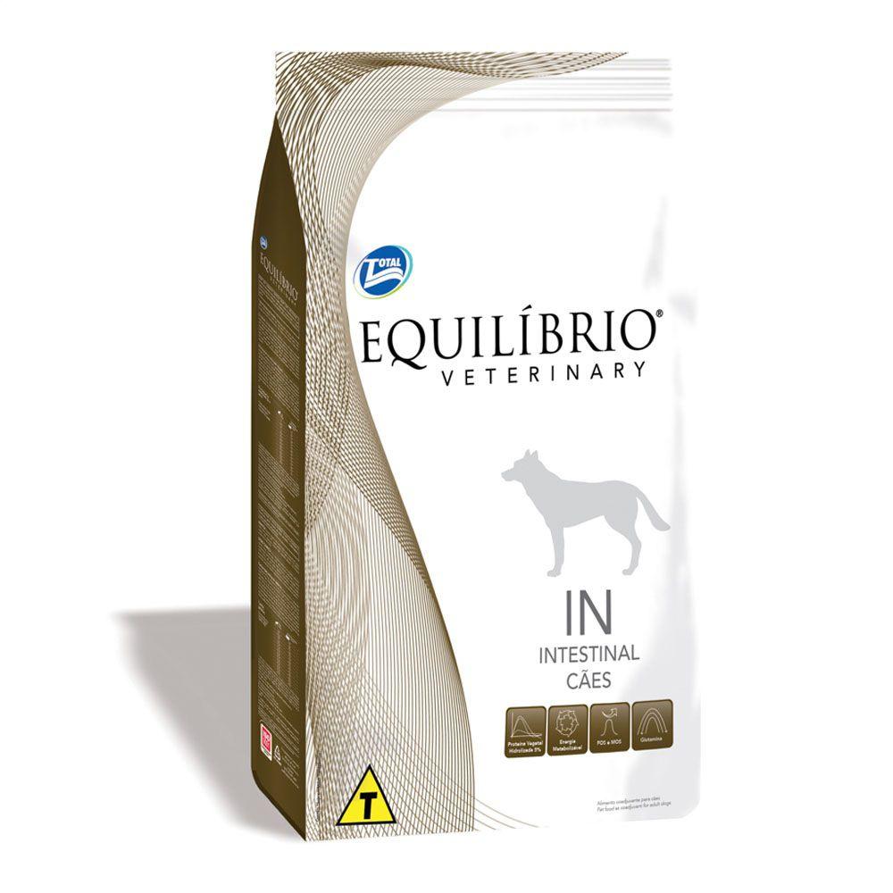 Ração Para Cães Equilibrio Veterinary Intestinal 2Kg