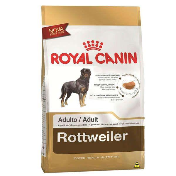Ração para Cães Royal Canin Rottweiler - 12 Kg