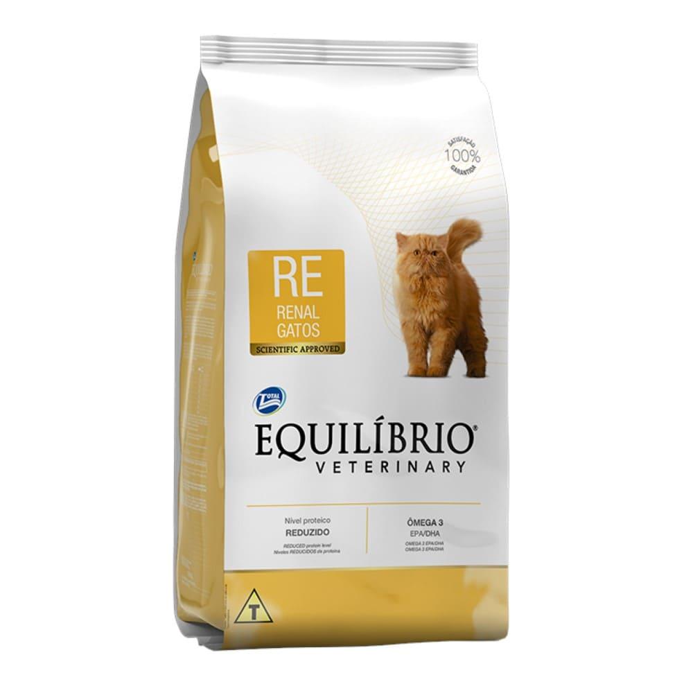 Ração Para Gatos Total Equilíbrio Veterinary Feline Renal 2Kg