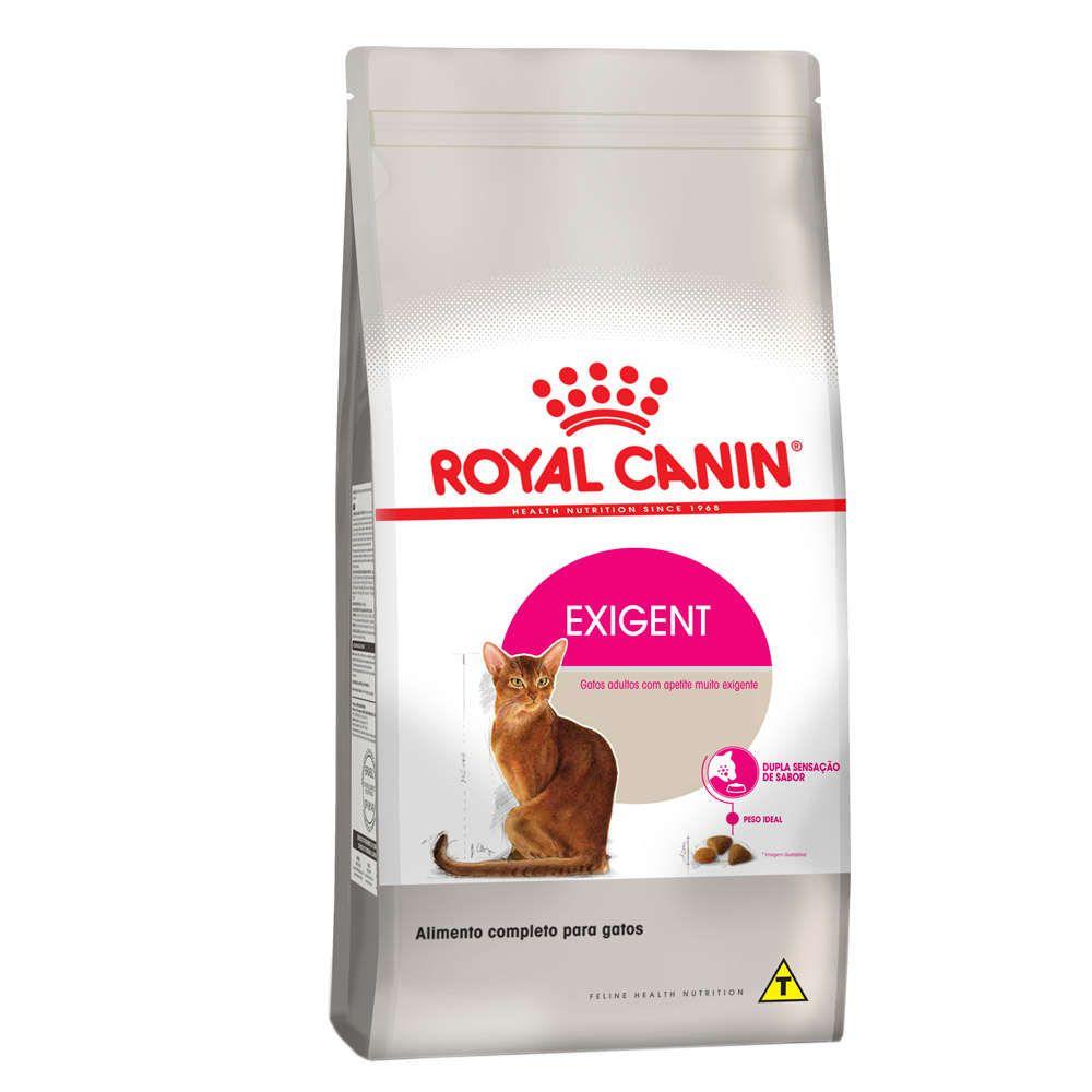Ração Royal Canin Exigent Gatos com Paladar Exigente 7,5KG