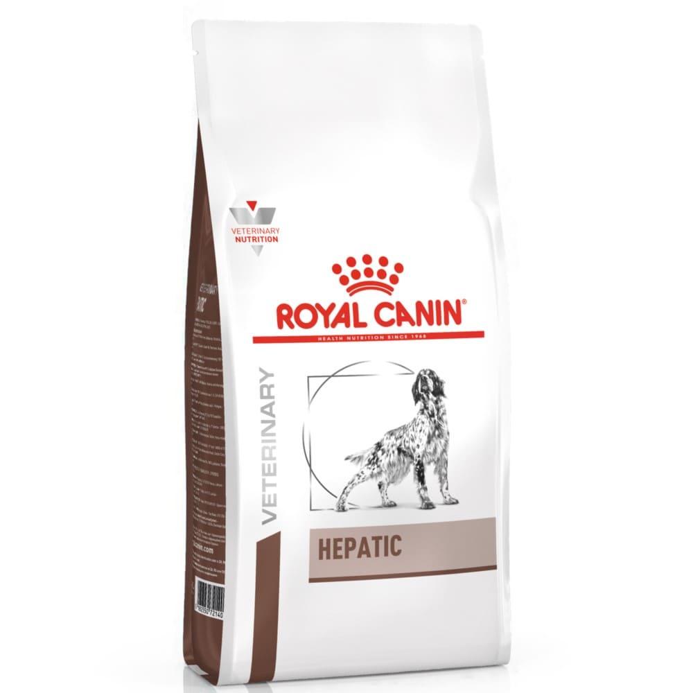 Ração Seca para Cães Royal Canin Veterinary Diet Hepatic 2Kg