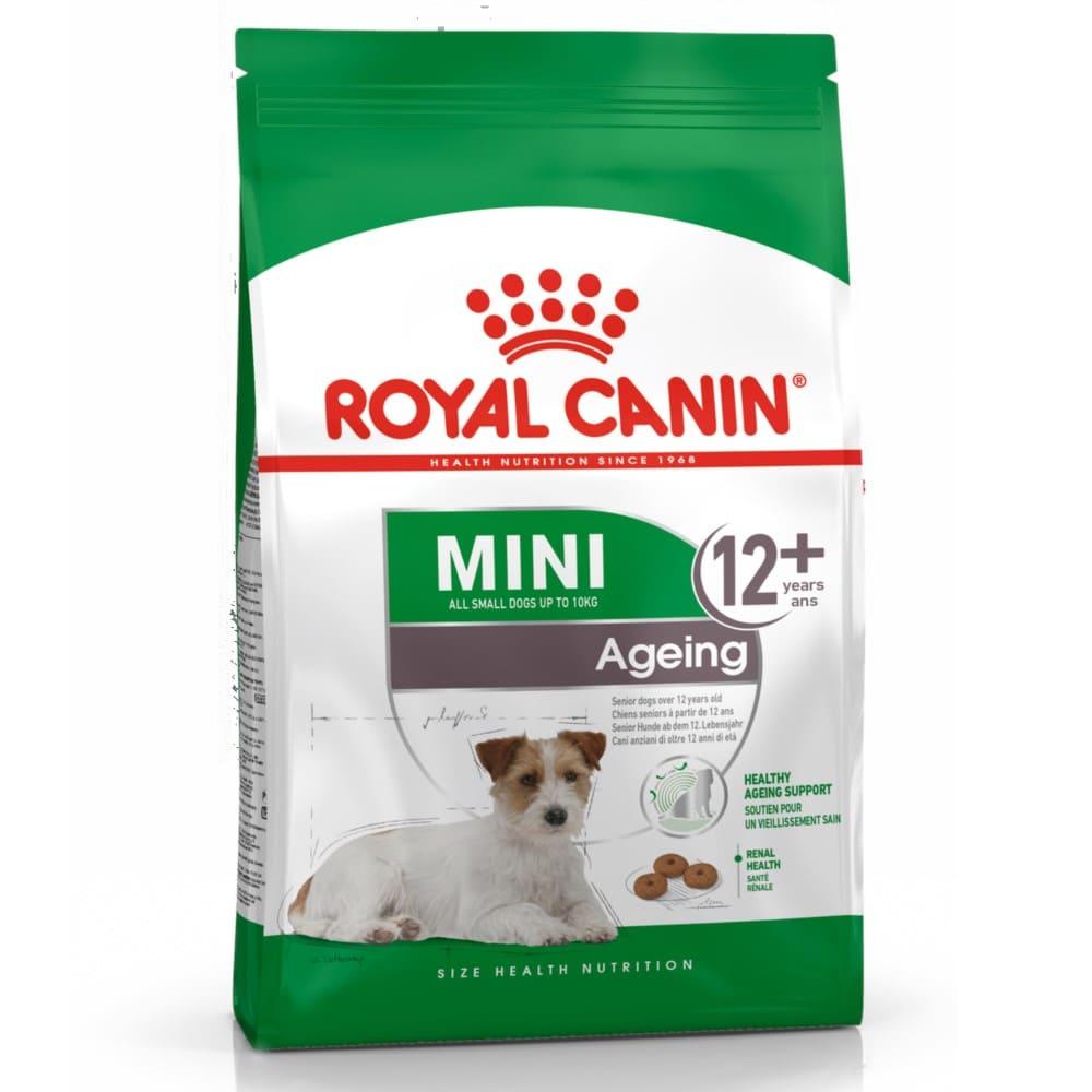 Ração Seca para Cães Senior Royal Canin Mini Ageing 12+ 2,5KG