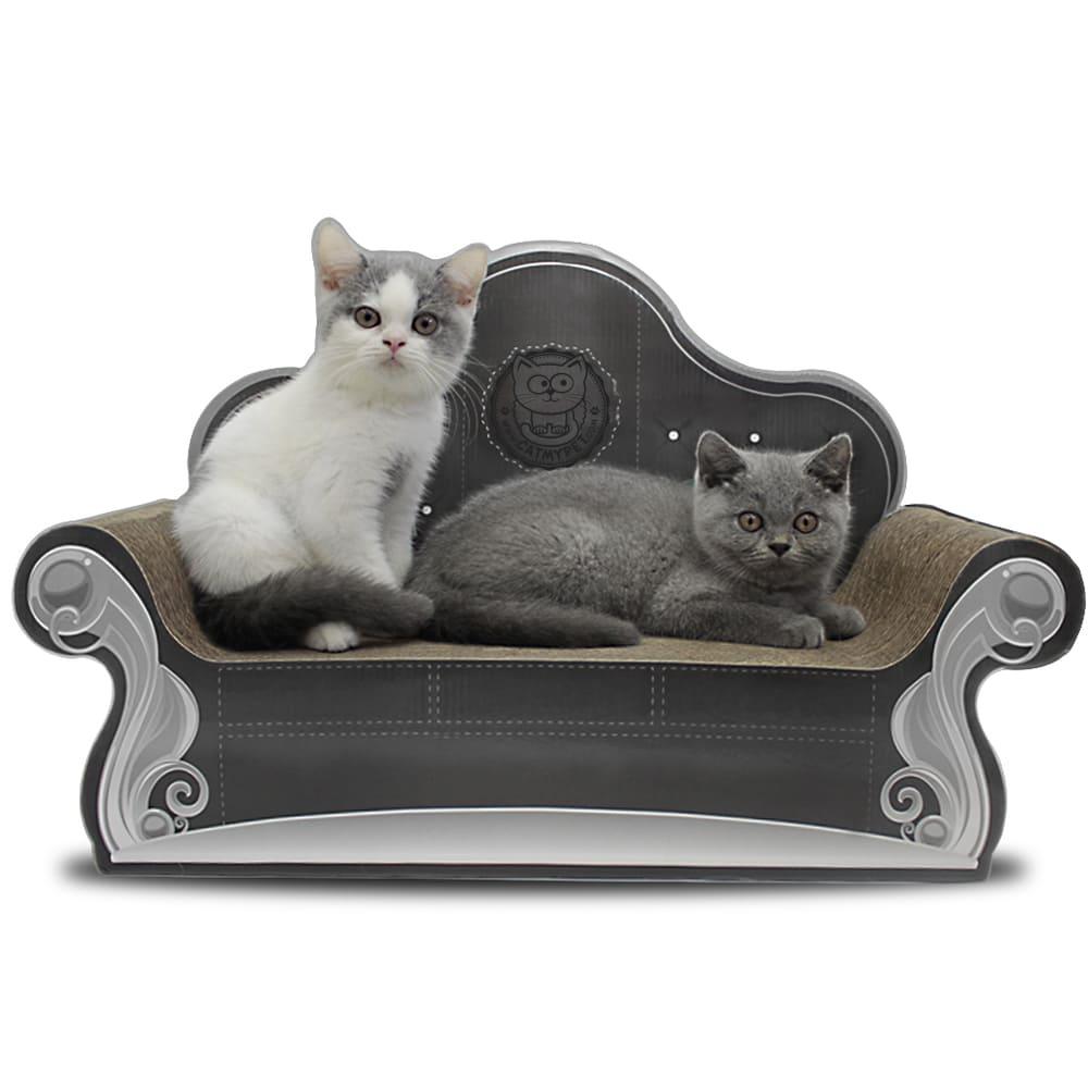 Sofá Arranhador para Gatos CatMyPet Cat Sofa com Catnip
