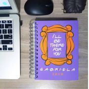 Agenda 2020 Ill Be There For You Capa Personalizada