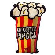 Almofada formato Pipoca Cinema