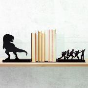 Aparador Porta Livro Dinossauro