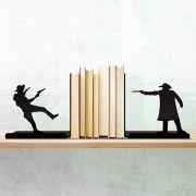 Aparador Porta Livro Faroeste