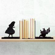 Aparador Porta Livros Alice no País das Maravilhas