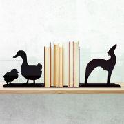 Aparador Porta Livros Animais